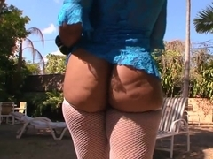 Fabulous pornstar Anjel Devine in hottest outdoor, creampie sex clip