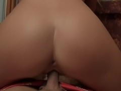 Ivanka in nasty couple fucking in a homemade sex video