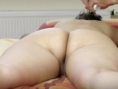 big butt and pussy massage