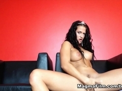 Annina in Sex Talk With Annina - MagmaFilm