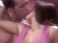 Brunette Needs Two Dicks To Get Off