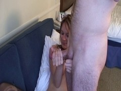 LILY - Fit Escort gives Cook Jerking (OH4P)