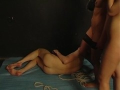 Smoking Queens Trample Slave