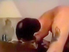 Aged Wife Team-Fucked by Darksome Bull and Spouse Cleans the Cum