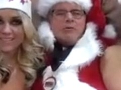 Claus orgy blondes