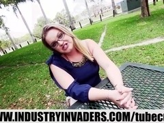 Industry Invaders - Milf Holly Interracial