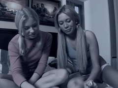 PARADISE FILMS Czech Anal Sisters
