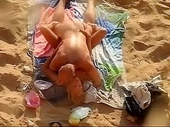 Undressed Beach - a voyeurs POV - amazing face close-ups