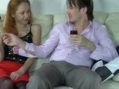 NylonScreen Clip: Salome and Rolf