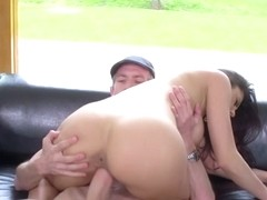 Sofia Cucci & Danny D in She Wants Big Cock and She Wants It Now - Brazzers