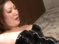 Women make fun of a man forced ejaculation penis M