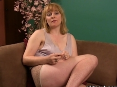 Amazing pornstar in Horny Solo Girl, Interview adult movie