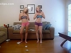Superlatively Good twerking web camera non-professional movie