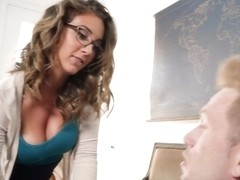 Layla London & Bill Bailey in My Stepdaughter Loves Porn - Brazzers