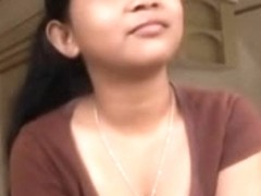 Very shy Filipina screwed on webcam for the 1st time