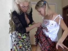 GirlsForMatures Movie: Christiana and Bella