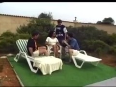 german amateur threesome milf and college girljuniored young men