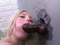 Jenna Ivory Is Looking For Some Random Black Cock