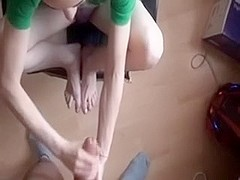 So many ways that my girlfriend can please me on home video scene