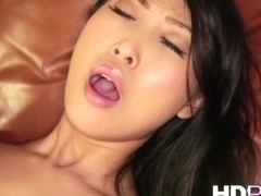 HD POV French Asian girl with Big Tits loves to Fuck