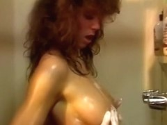 Babe washed and involved in fuck