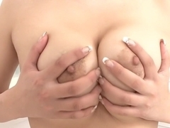 Best Japanese chick Hinano in Crazy JAV uncensored Fingering video
