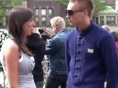 Real amsterdam prostitute nailed by client