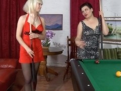 GirlsForMatures Clip: Elsa and Natali