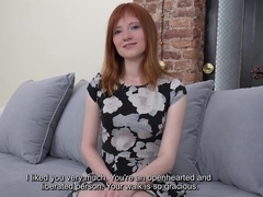 Tricky Agent - Lili Fox - Spontaneous porn debut