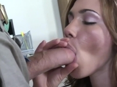 Horny pornstar Dakoda Brookes in hottest college, facial adult clip