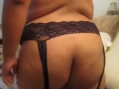 large bewitching woman solo model needs to cum