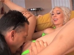 The fruit of extensive sexual collaboration with Lily LaBeau