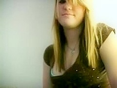 Blonde chick's several videos