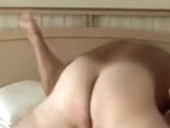 large nice-looking woman housewife interracial