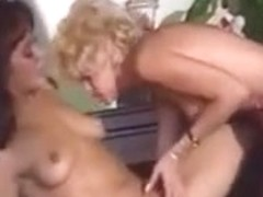 Peter North with Asia Carrera and Beverly Glen