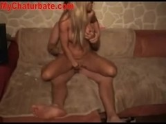 Hot Blonde Wants You To Jerk Off On Cam
