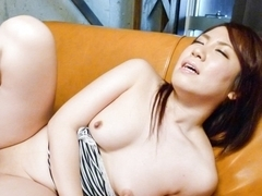 Best Japanese slut Sakura Ooba in Crazy JAV uncensored Shaved video