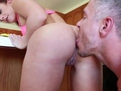Beautiful babe Mischa Brooks apologizes to her hot coach