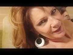 GILF SEDUCES HERSELF A NICE BBC!!!