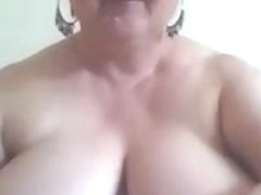 big beautiful woman acquires oiled