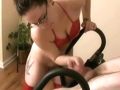 Exotic amateur Blowjob, BDSM sex movie