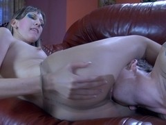 PantyhoseLine Video: Florence A and Jake A