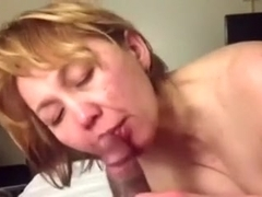mother I'd like to fuck loved to suck shlong of her younger lover in bedroom