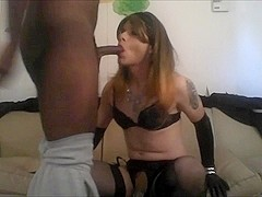 BBC FOR A SEXY SISSY GURL