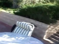 Beautiful Blonde Banged By Two Intruders