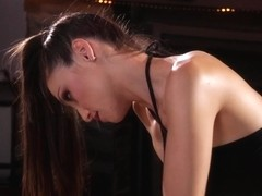Celeste Star & Angela Sommers in Newly Wed and Alone - AllGirlMassage