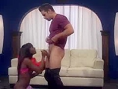 girl Anna Foxx Interracial