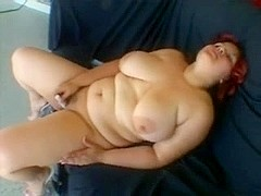 Slut fat BBW Latina ex GF wanted to ride cock all the time-1