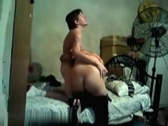 First hot anal fuck