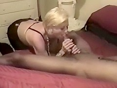 Older drilled by large darksome penis roleplay